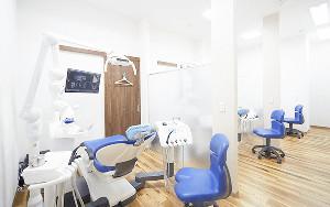 エメラルド歯科茅ヶ崎の院内画像