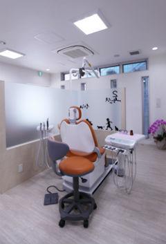 川村歯科クリニックの院内