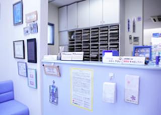 城戸歯科クリニックの院内