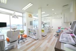 辻堂ステラ歯科の院内