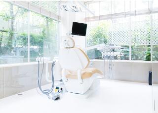 星谷歯科医院の院内