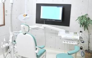 三丁目歯科医院の院内画像