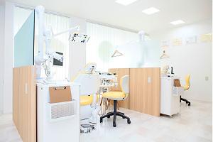 湘南めぐみ歯科の院内画像